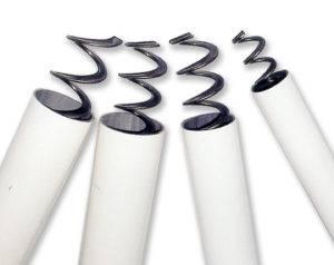 flexible augers
