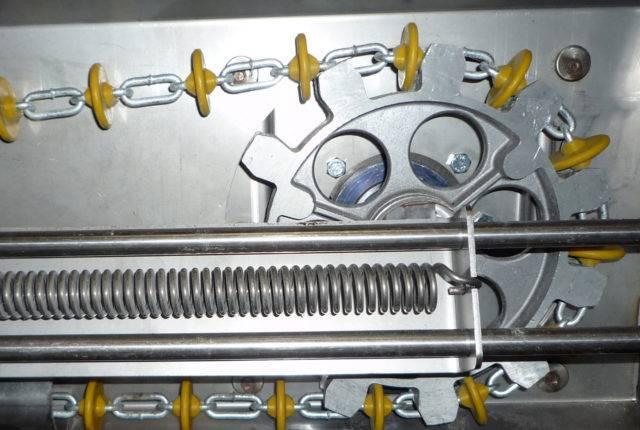 Chain-Disk