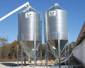 bulk feed storage bins